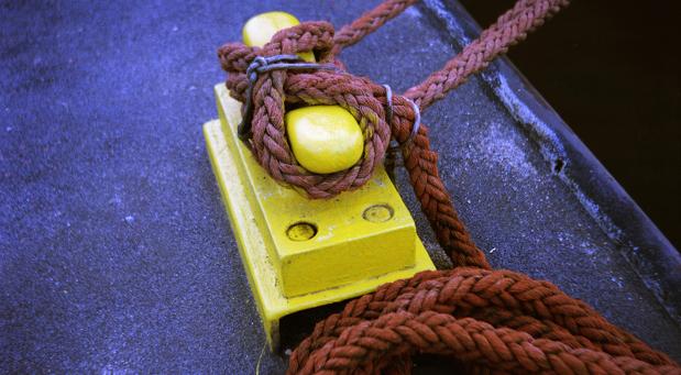 Wer sein Schiff gut sichern möchte, muss den Knoten kennen - das Gleiche gilt auch für die Kundenbindung.