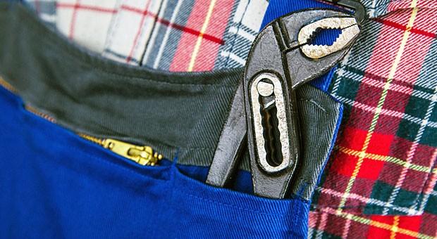 Auch für selbstständige Handwerker ist eine Berufshaftpflichtversicherung sinnvoll.