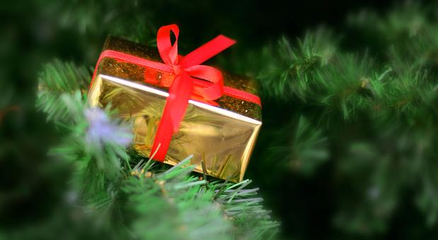 Schenken und sparen: Weihnachtsgeschenke an Geschäftspartner können Sie bis zu einem Betrag von 35 Euro pro Jahr als Betriebsausgabe absetzen.