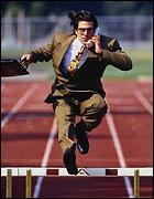 Laufen gegen den Stress