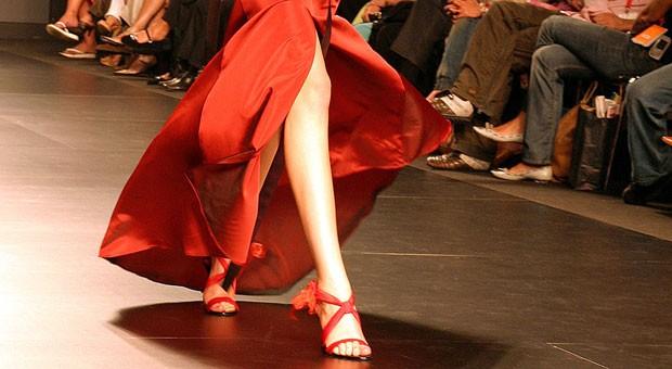 Eine Modenschau in einem Modehaus ist nur ein Beispiel für erfolgreiches Eventmarketing.