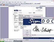 Obacht im Geschäftsverkehr: Eine elektronische Unterschrift reicht nicht immer aus