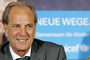 Jürgen Heraeus: Neuer Unicef-Vorstandsvorsitzender