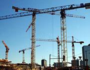 Konjunkturmotor: die Baubranche