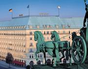 Das Hotel Adlon in Berlin.