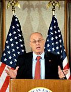 Will den Finanzmarkt retten: Henry Paulson