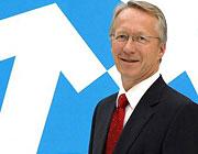 Sieht schwere Zeiten auf die Unternehmen zukommen: BDI-Chef Werner Schnappauf