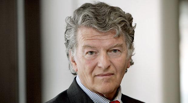 Wendelin von Boch, langjähriger Vorstandsvorsitzender der Villeroy und Boch AG.