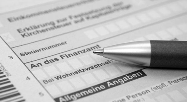 Fehler vermeiden, die Aufmerksamkeit erregen können - das ist die Devise bei der Steuererklärung.