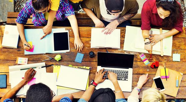 Bei Besprechungen ist eine gute Organisation genauso wichtig wie kreative und gute Ideen.