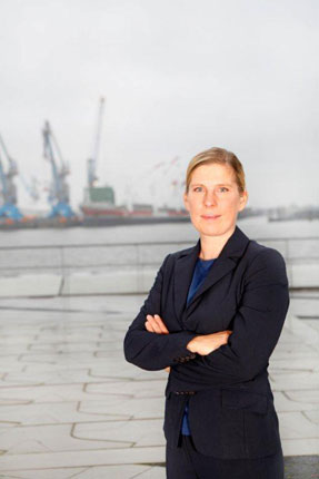 Antonia Götsch, stellvertretende Chefredakteurin von impulse