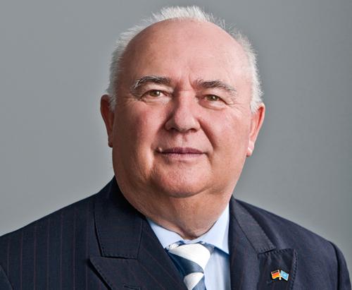Joachim Engelmann, 73, Chemieanlagenbau Chemnitz (CAC). 2004 löste er den ostdeutschen Standort aus Lurgi heraus
