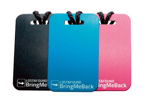 Wiederfindecode: Die Anhänger von Bring Me Back helfen, verlorene Elektrogeräte zurückzubekommen
