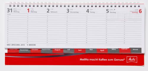 Der Geiger-Tischkalender