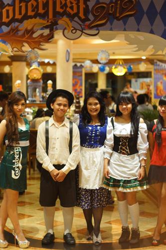 Oktoberfest in Surabaya