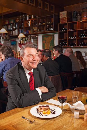 Heiner Beckmann, 65, Chef von Delta Pronatura