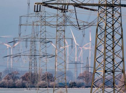 Energie, Strom, Industrie, Windkraft