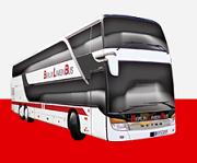 Das Unternehmen Berlin Linien Bus richtet vier neue Städteverbindungen ein.