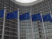 Der Sitz der EU-Kommission in Brüssel: Der Finanzrahmen wird von der Kommission vorgeschlagen.