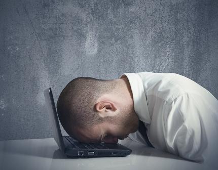 Social Media kann für Unternehmer schnell zum Stress werden