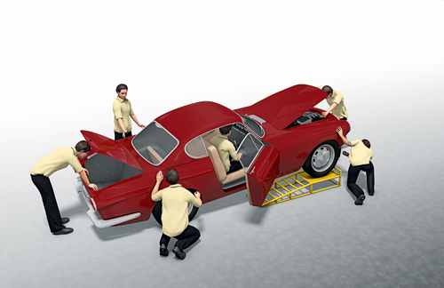 Ein gründlicher Check ist Pflicht beim Autokauf.