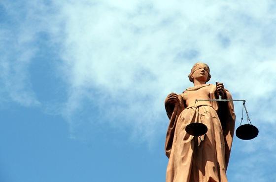 Gerechtigkeit, Urteil, Justitia