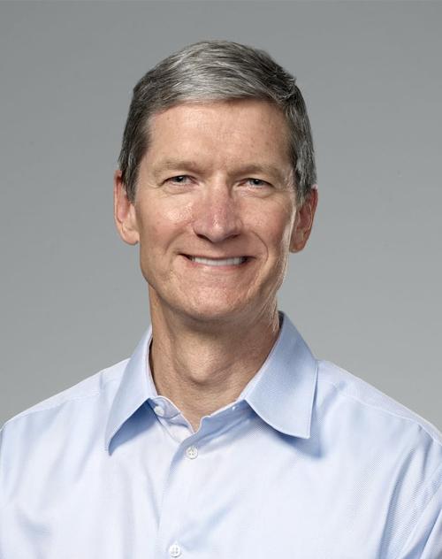 Apple-Chef Tim Cook versteigert ein Kaffeetrinken. Den Erlös bekommt eine Menschenrechtsorganisation.