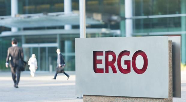 Die Ergo-Zentrale in Düsseldorf