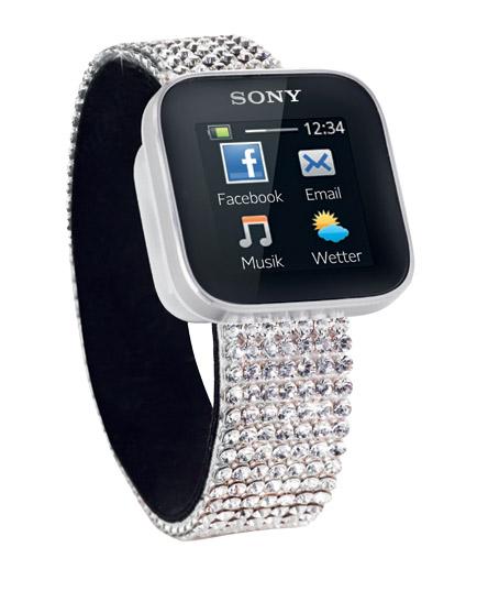 Unternehmerspielzeug Sony Smartwatch