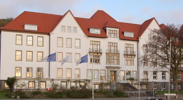 Das Institut für Weltwirtschaft (IfW) in Kiel