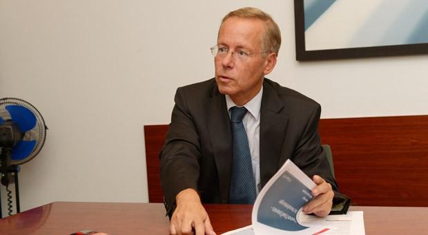 René Siegl ist Geschäftsführer der Betriebsansiedlungsagentur ABA-Invest in Austria