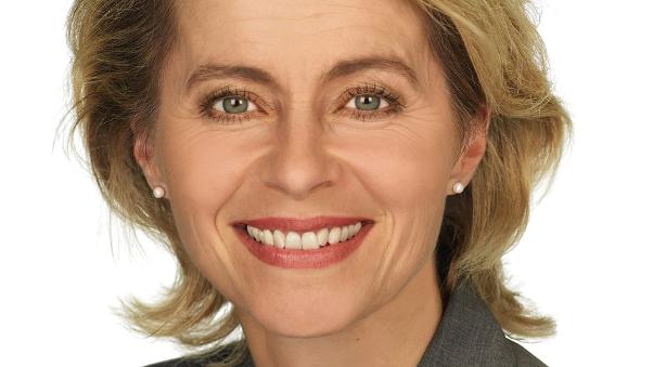 Bundesarbeitsministerin Ursula von der Leyen.