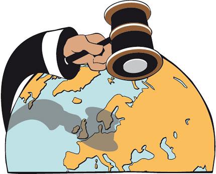 Über die Kontinente hinweg: Für internationale Handelsstreitigkeiten gibt es keine festen Regeln