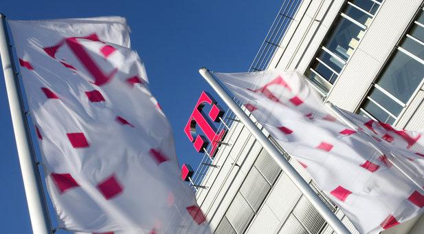 Zentrale der Telekom in Bonn