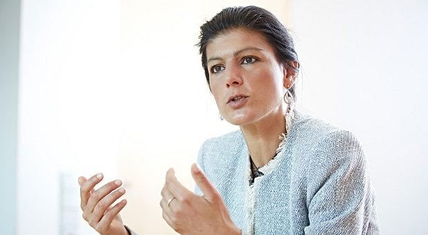 Sahra Wagenknecht (Partei Die Linke)