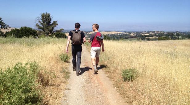 Wandern mit Konstantin Guericke.