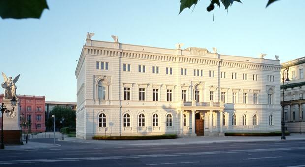 """Die Bertelsmann-Repräsentanz in Berlin: Dort findet auch in diesem Jahr die Konferenz zum Thema Krisenmanagement und die Preisverleihung """"Turnarounder des Jahres 2013"""" statt"""