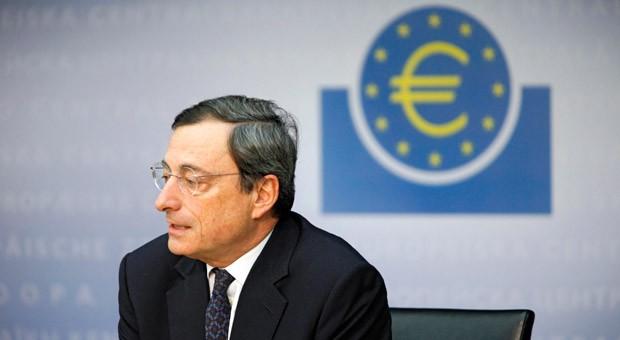EZB-Präsident Mario Draghi, hier bei seiner ersten Pressekonferenz Ende 2011.