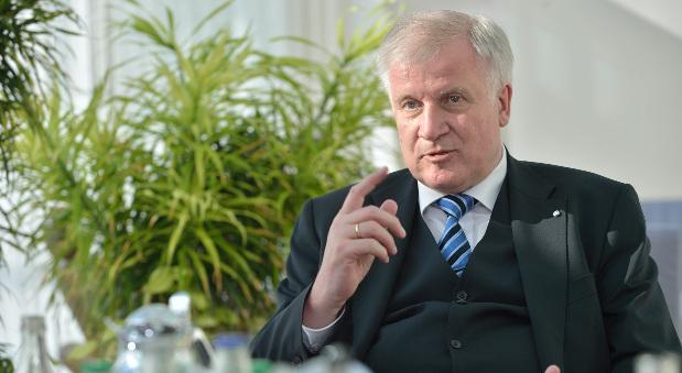 Der bayerische Ministerpräsident Horst Seehofer.