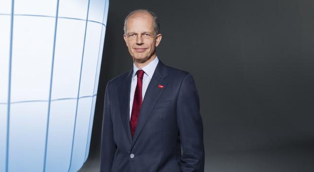 Kurt Bock, Vorstandsvorsitzender von BASF.