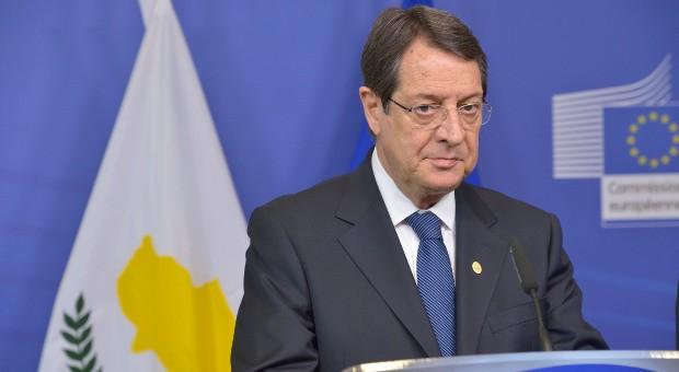 Zyperns Präsident Nikos Anastasiades bei einem Besuch in Brüssel im Mai 2013.