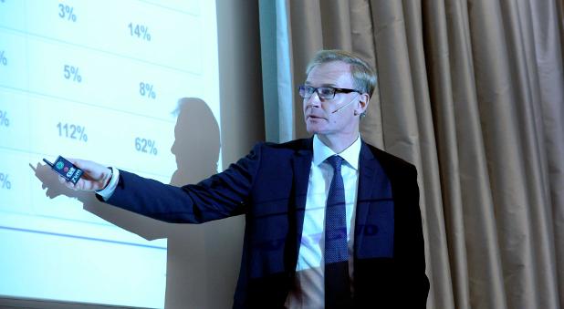 Olof Persson, CEO der Volvo Gruppe.