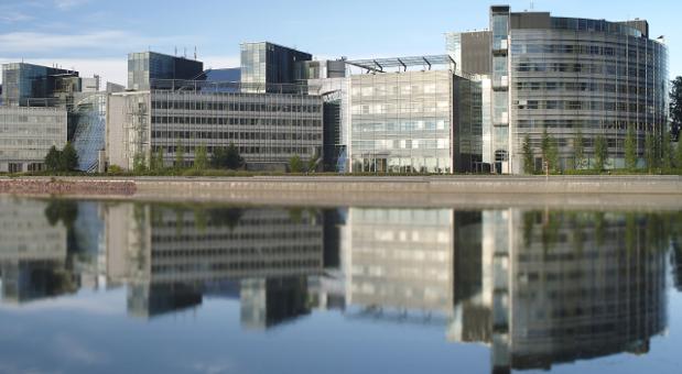Nokias Zentrale im finnischen Espoo.