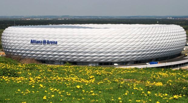 Die Deutschland-Tochter von Alpine baute gemeinsam mit den Schweizer Stararchitekten Herzog & de Meuron die Allianz Arena in München.