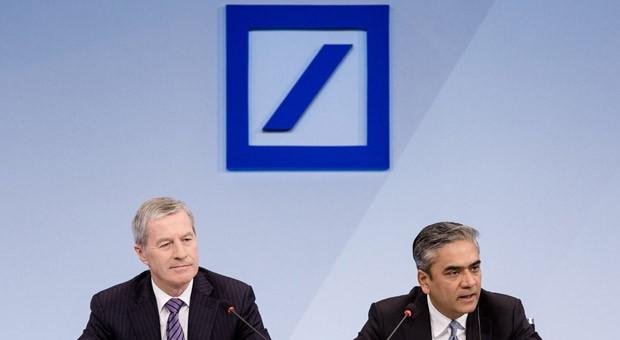 Das Führungsduo der Deutschen Bank: Jürgen Fitschen und Anshu Jain.