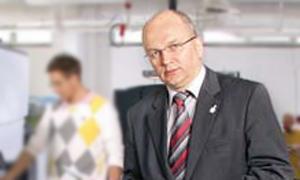 Orwo-Net-Chef Gerhard Köhler