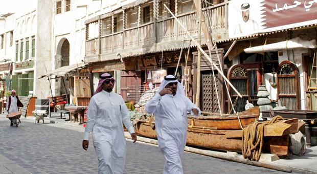 Trotz moderner Projekte ist Katar ein konservatives Land.