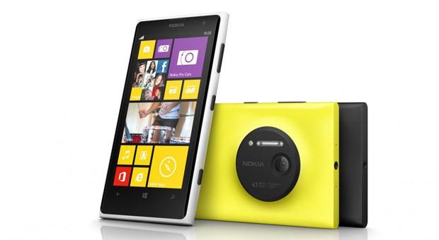 Das neue Nokia Lumia 1020