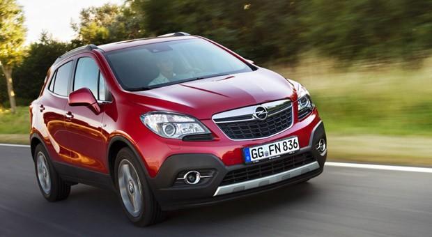Der Opel Mokka wird ab der zweiten Jahreshälfte 2014 im spanischen Saragossa montiert und nicht mehr in Korea.