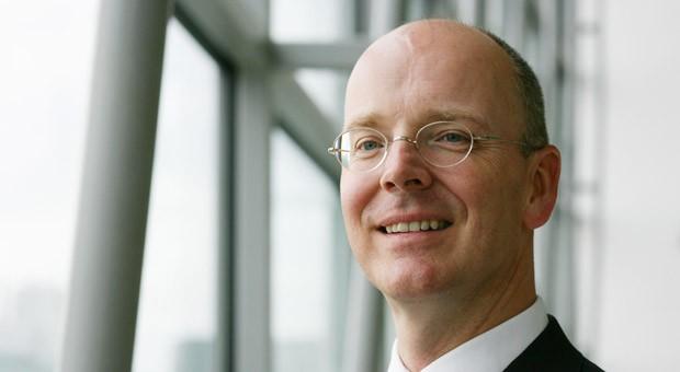 Seit 2008 Vorstandsvorsitzender der Commerzbank: Martin Blessing